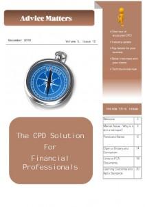 FSTP, ADvice Matter, Structured CPD