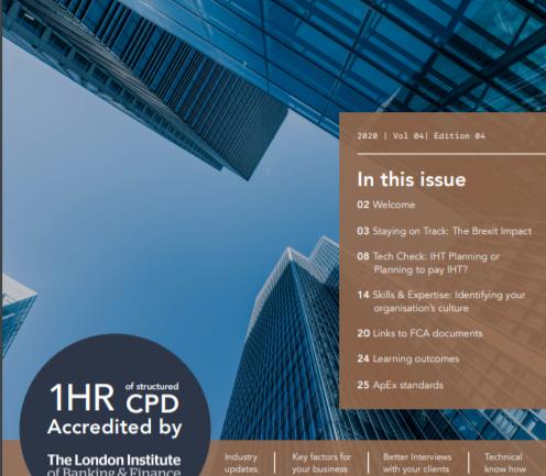 FSTP, Advice Matters, CPD,