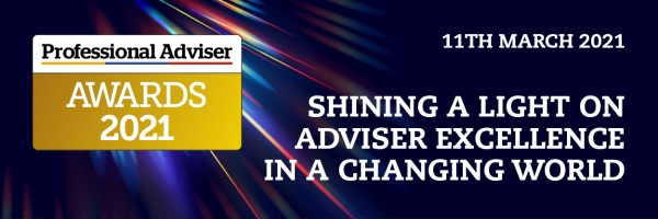 Professional adviser awards